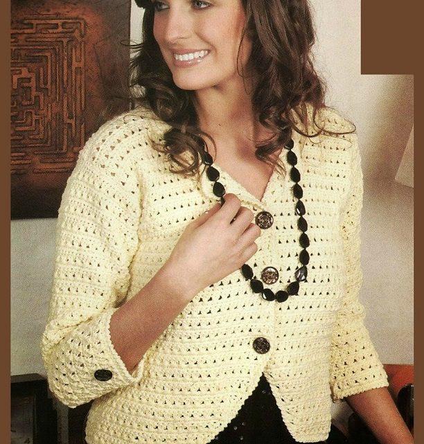 chaqueta senora crochet-otakulandia.es (1)