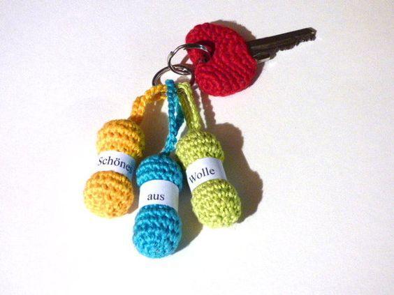 llaveros crochet ideas-otakulandia.es (2)
