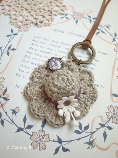 llaveros crochet ideas-otakulandia.es (5)