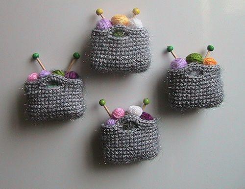 llaveros crochet ideas-otakulandia.es (6)