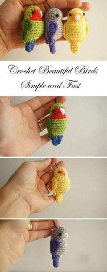 llaveros crochet ideas-otakulandia.es (9)
