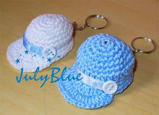 llaveros crochet paso paso-otakulandia.es (4)