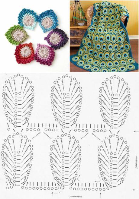 patron plumas lana y crochet-otakulandia.es  (7)