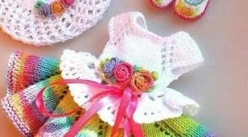 ropa mini munecas crochet-otakulandia.es (1)