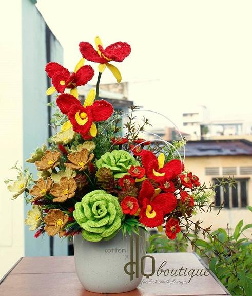 bellas flores en crochet-otakulandia.es (2)