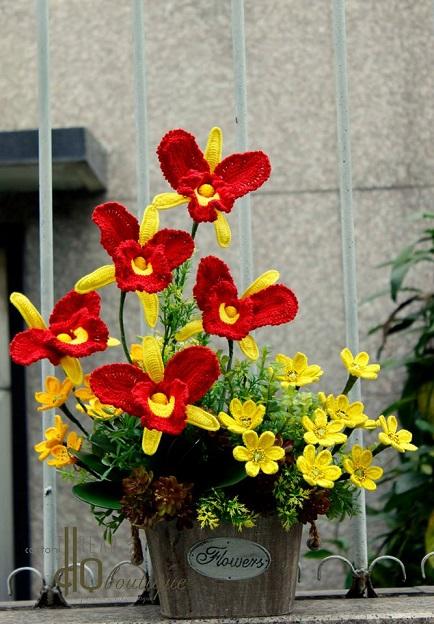 bellas flores en crochet-otakulandia.es (4)