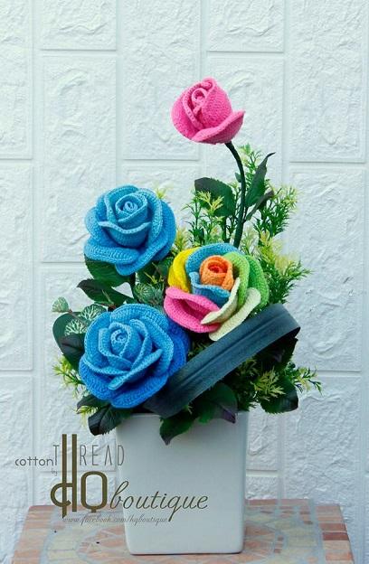 bellas flores en crochet-otakulandia.es (6)