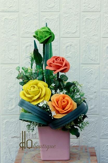 bellas flores en crochet-otakulandia.es (7)