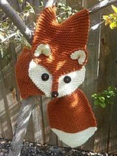 bufandas animales crochet-otakulandia.es (10)
