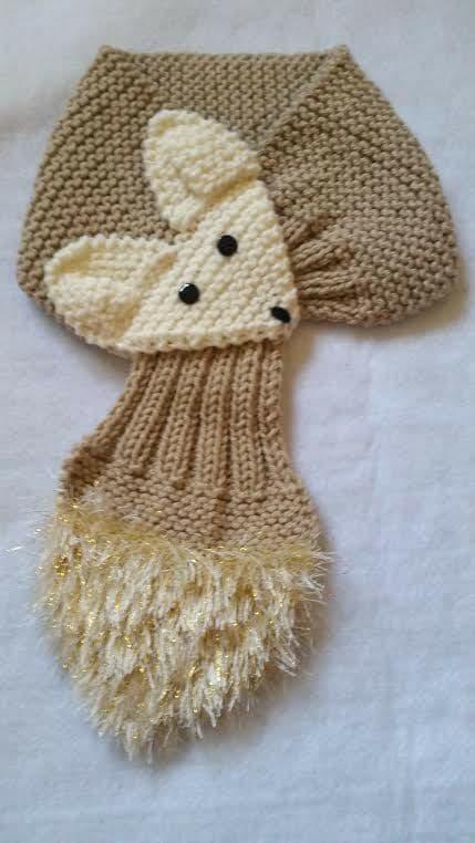 bufandas animales crochet-otakulandia.es (11)