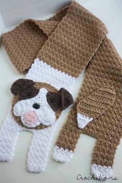 bufandas animales crochet-otakulandia.es (12)