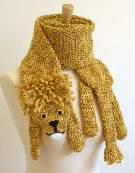 bufandas animales crochet-otakulandia.es (13)