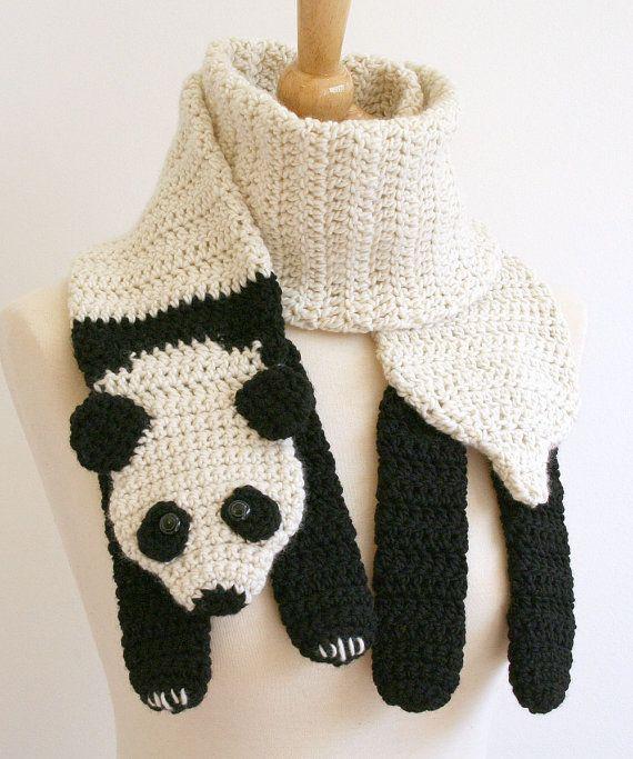 bufandas animales crochet-otakulandia.es (14)