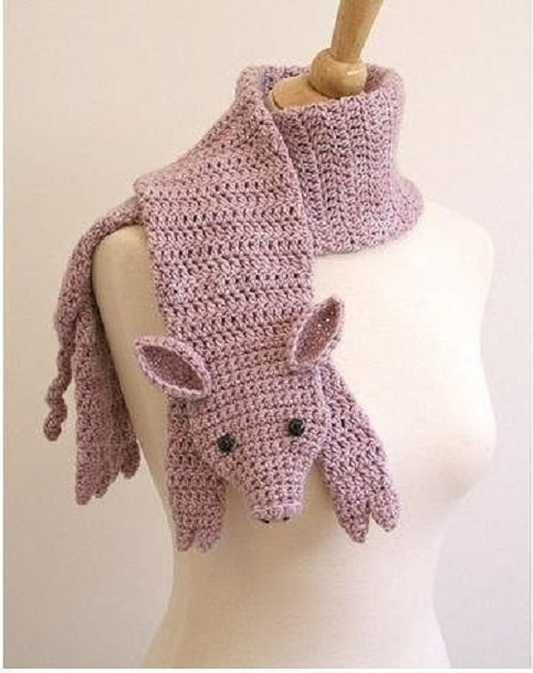 bufandas animales crochet-otakulandia.es (28)