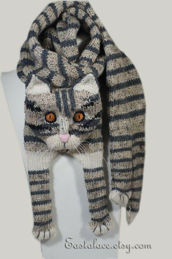 bufandas animales crochet-otakulandia.es (6)