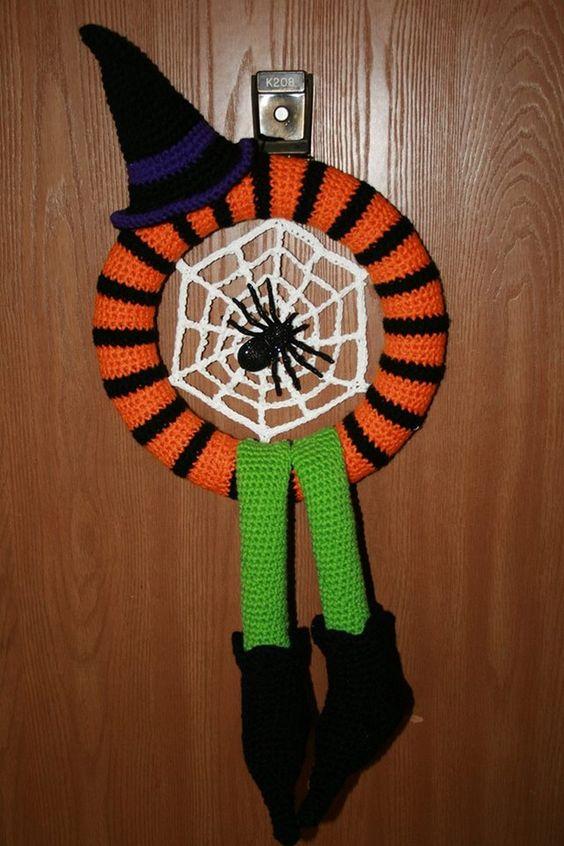 corona halloween crochet-otakulandia.es (10)
