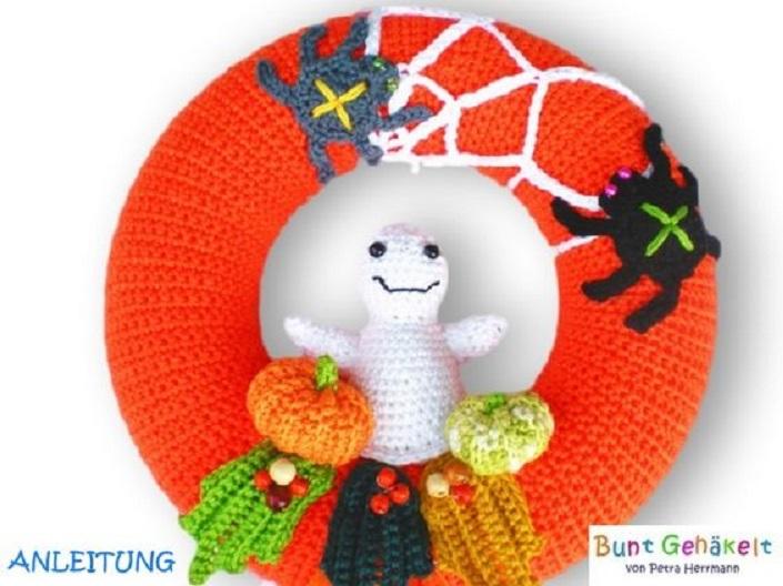 corona halloween crochet-otakulandia.es (17)