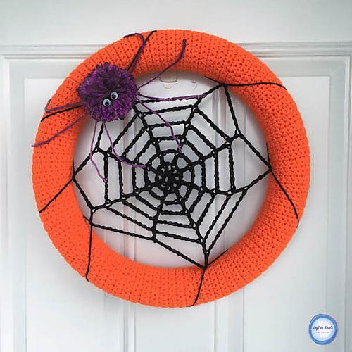 corona halloween crochet-otakulandia.es (19)