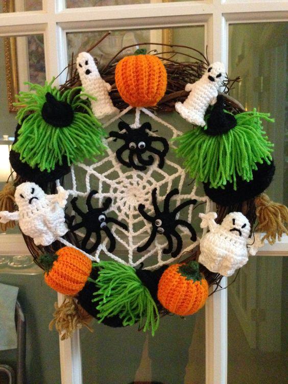 corona halloween crochet-otakulandia.es (21)