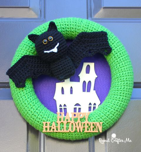 corona halloween crochet-otakulandia.es (4)