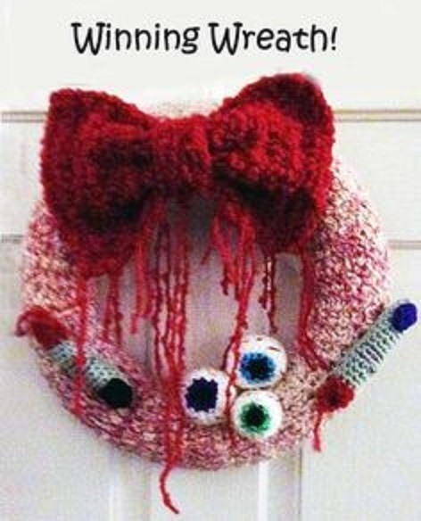 corona halloween crochet-otakulandia.es (8)