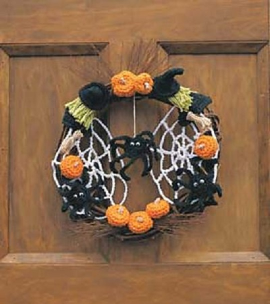 corona halloween crochet-otakulandia.es (9)