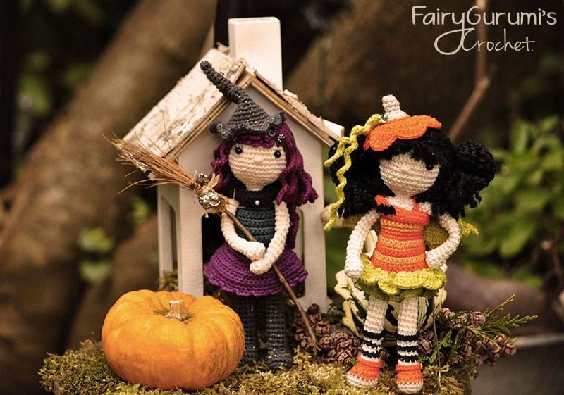 halloween bruja amigurumi-otakulandia.es (12)