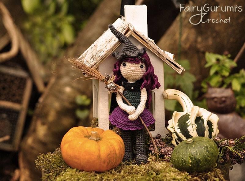 halloween bruja amigurumi-otakulandia.es (13)