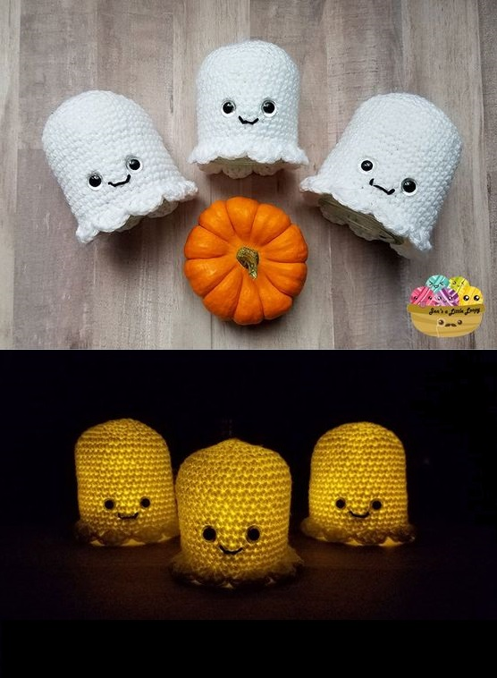 halloween fantasma amigurumi-otakulandia.es (11)