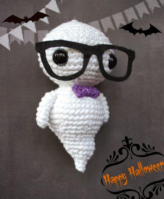 halloween fantasma amigurumi-otakulandia.es (4)