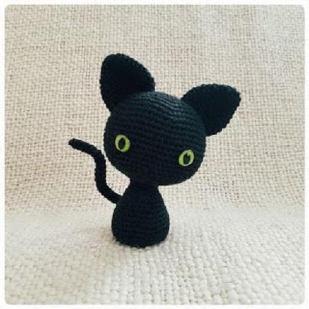 halloween gato negro amigurumi-otakulandia.es (2)