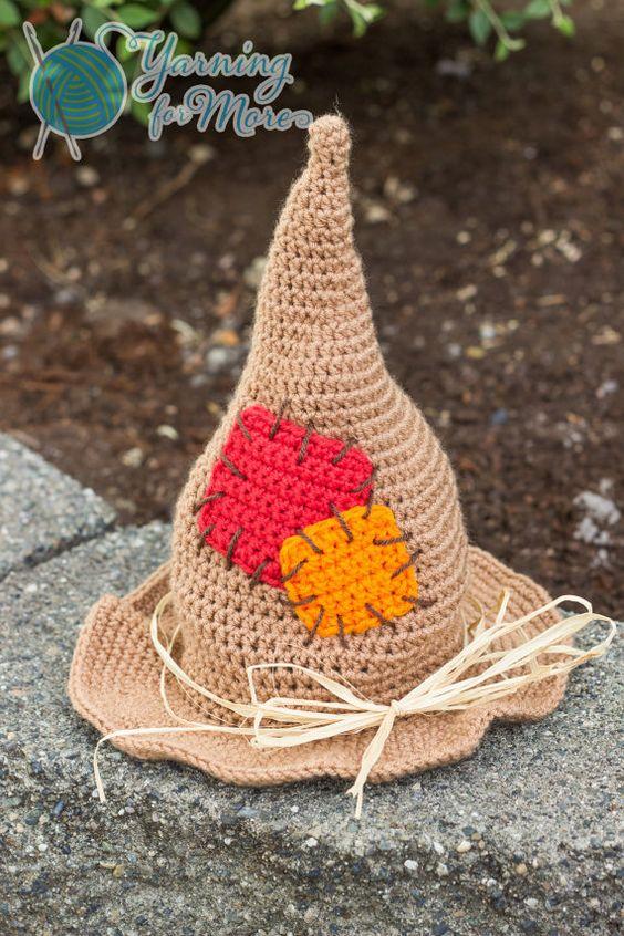halloween hat crochet-otakulandia.es (13)