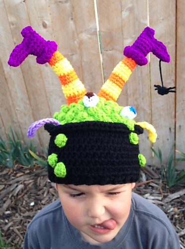 halloween hat crochet-otakulandia.es (8)