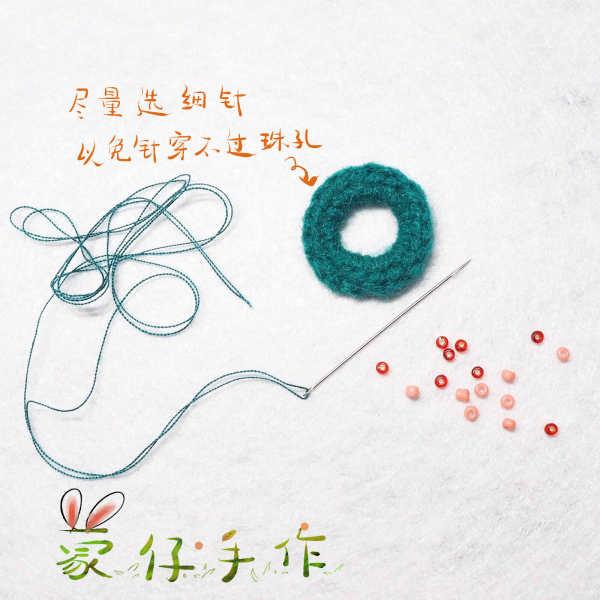 pendiente navidad crochet-otakulandia.es (5)