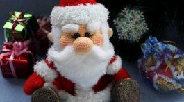 papa noel crochet-otakulandia.es (1)