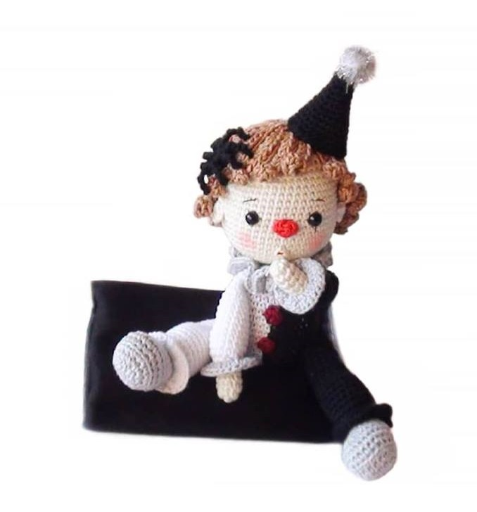 payasete crochet-otakulandia.es